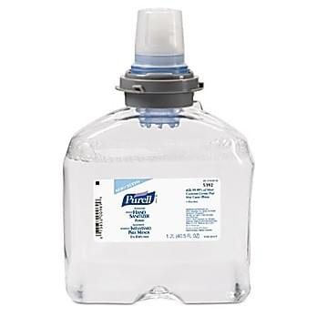 PURELL® Advanced Hand Sanitizer Foam 1200 mL Refill for PURELL® TFX™ Dispenser