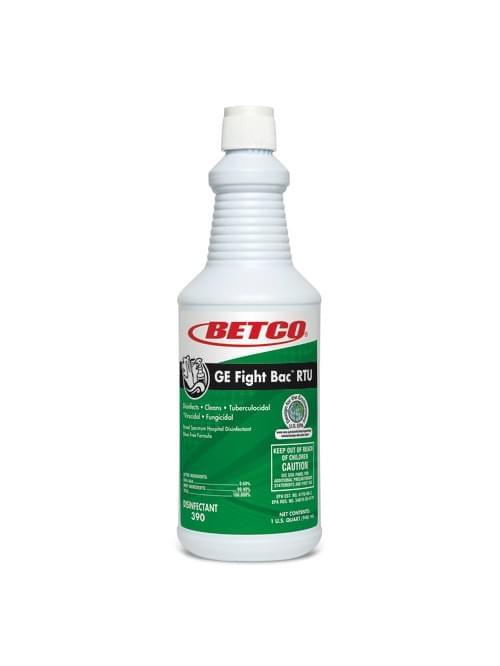 BETCO 311120 GE FIGHT BAC RTU DISINFECTANT 12/32OZ