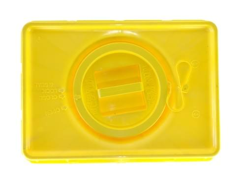 MBC-600 - 18 GAL Yellow Container