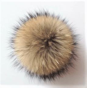 Large Raccoon - Natural