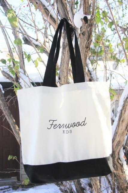 The Fernwood Tote