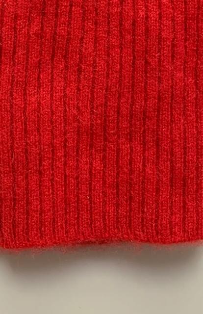Fernwood Poppy Toque (textured)
