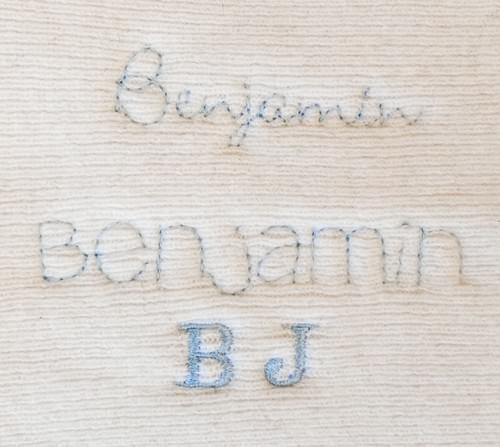 Monogram to your Fernwood Toque!