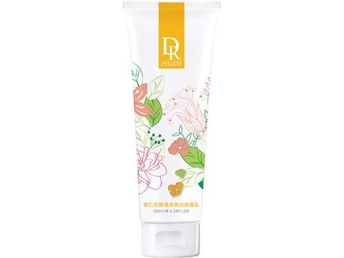 Dr. Hsieh Mandelic Flower Acid Whitening Facial Cleanser [120 mL]