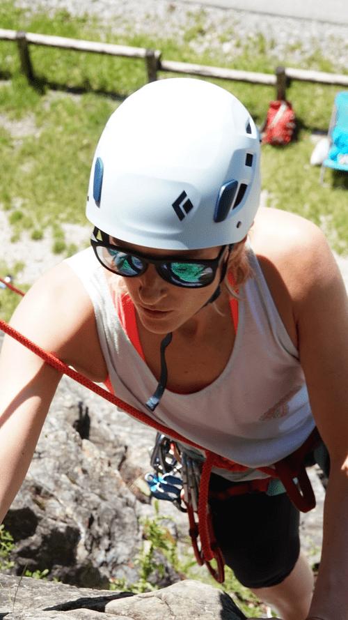 Chamonix Climbing Session MORNING 18th July