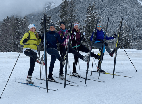 CHAM BEGINNERS CLASSIC - WMC X Country Ski - Thursday 21 January