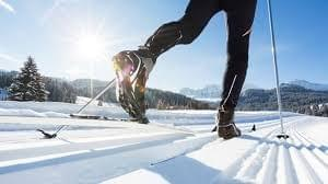 Cross Country Ski \\ 4th January
