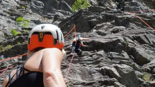 Morzine Climbing Session MORNING 24th July