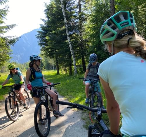CHAM Intro to MTB Morning Session 19th July