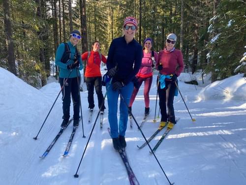 VALLORCINE IMPROVERS SKATE- Tuesday 23rd February