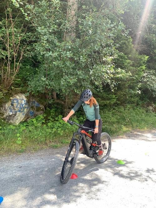 Beginners E-Bike Skills Session Chamonix 31st July