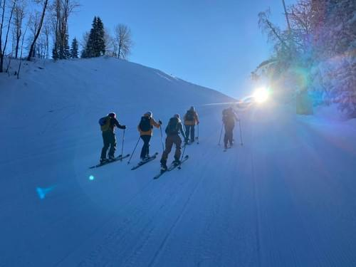 CHAM TNF Mountain Skills \\ Wednesday 27th January
