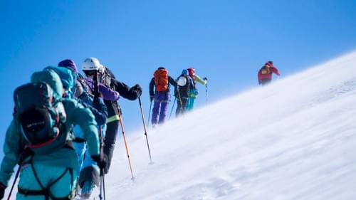 CHAM Mountain Skills \\ 27th February