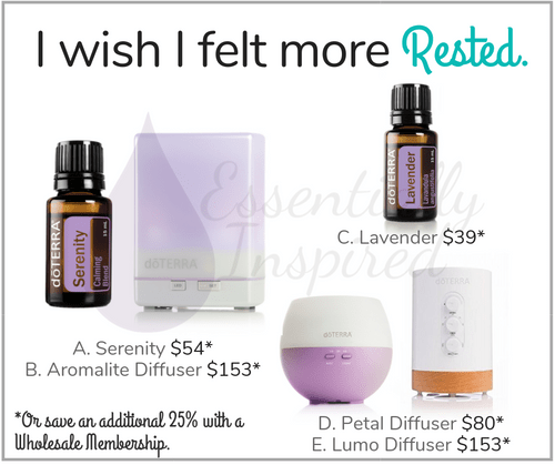 I wish I felt more Rested