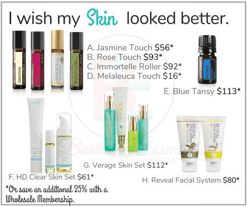 I wish my Skin looked better