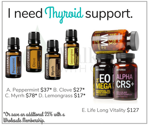 I need Thyroid support