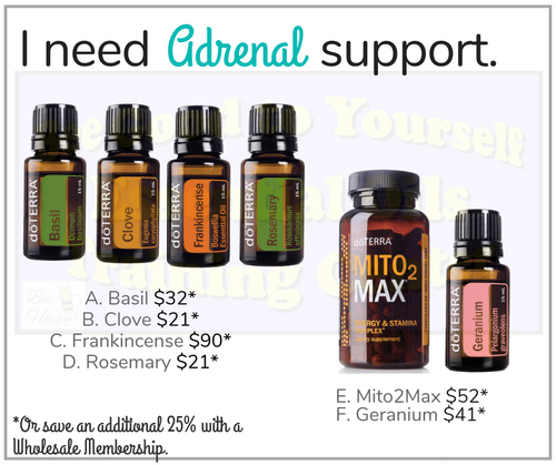 I need Adrenal support