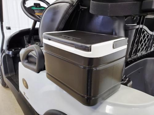 2019 Club Car Tempo Electric Golfer, Platinum