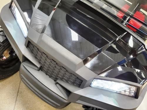 2013 Yamaha Havoc Gas Carbureted DELUXE STREET READY Golf Cart, Black Havoc