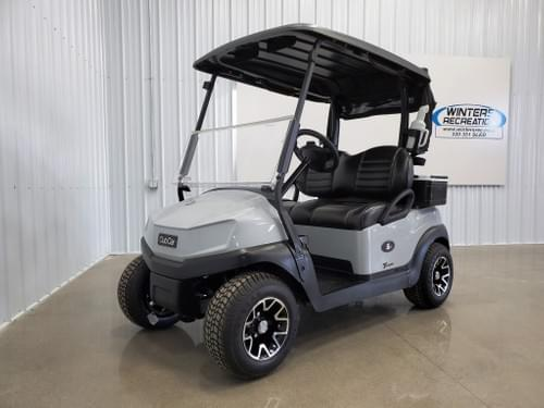 2019 Club Car Tempo Electric Golfer, Platinum