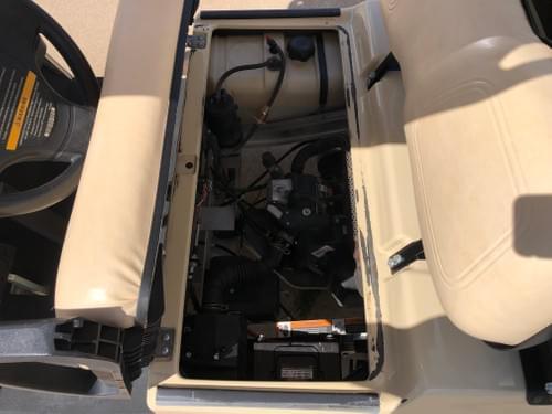 2012 Club Car DS, Gas Carb, Sandstone