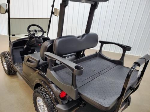 2013 Yamaha Drive Gas Carb DELUXE STREET READY Golf Cart, Black Diamond