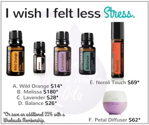 I wish I felt less Stress