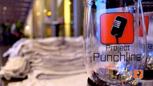 Project Punchline Tumbler