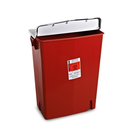 8930 - 30 GAL Red Sharps Container