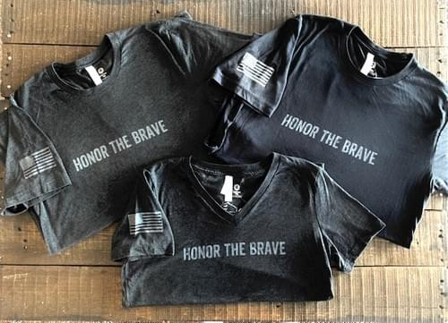 Honor The Brave T-Shirts
