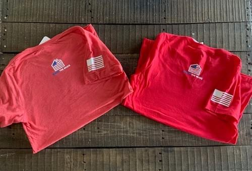 RED FRIDAY HONOR THE BRAVE SHIRTS