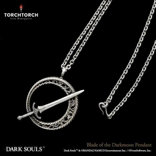 【Restock】DARK SOULS x TORCH TORCH/ Blade of the Darkmoon Pendant