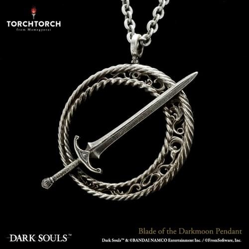 【Restock】DARK SOULS x TORCH TORCH/ Blade of the Darkmoon Pendant