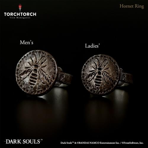 DARK SOULS x TORCH TORCH/ Hornet Ring