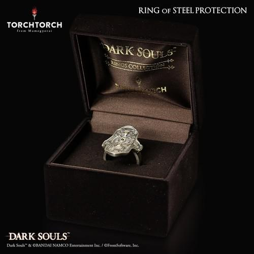 【Restock】DARK SOULS x TORCH TORCH/ Ring of Steel Protection