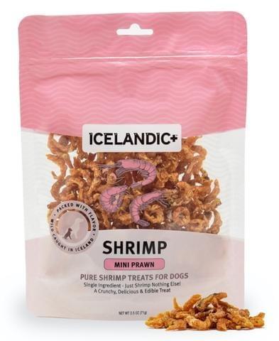 ICELANDIC+ 鮮蝦小點心