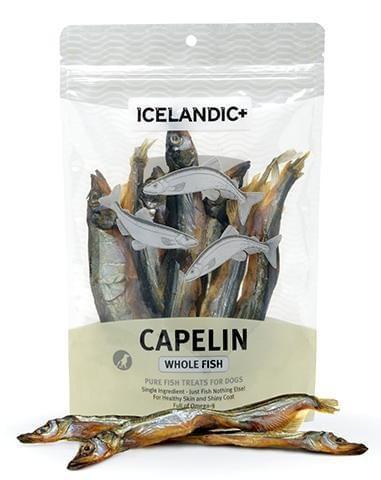ICELANDIC+ 毛鱗魚乾