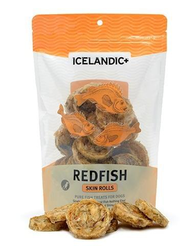 ICELANDIC+ 深海紅魚魚皮仙貝