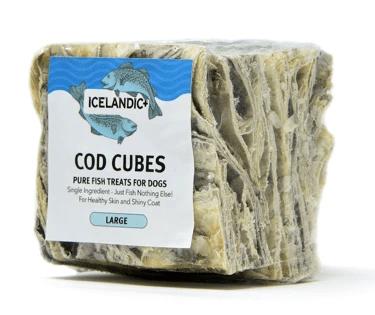 ICELANDIC+ 鱈魚皮方塊