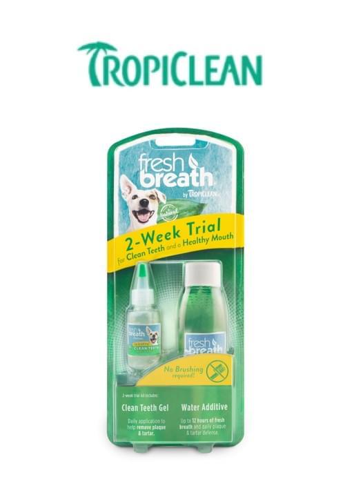 鮮呼吸旅行組(潔牙凝膠+潔牙水)