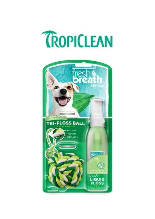 鮮呼吸潔牙噴霧+牙線球