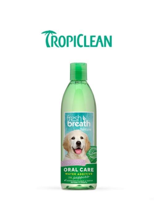 鮮呼吸潔牙水(幼犬專用)-16oz