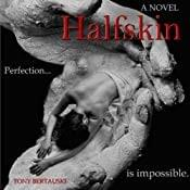 DD - Halfskin, a novel by Tony Berkauski