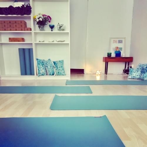 Yoga @Studio 10 times Card