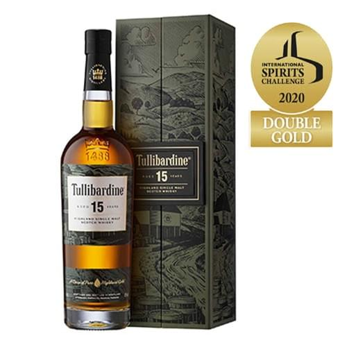 TULLIBARDINE 15 Year old  43%