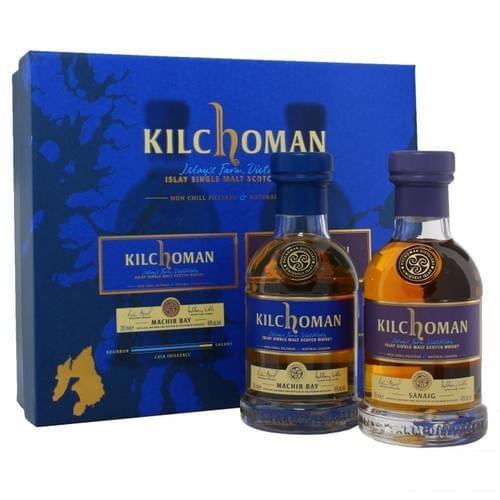 Kilchoman gift pack