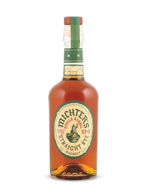 Michter's  US 1 Straight Rye Whiskey