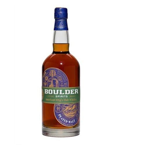 Boulder Spirits Boulder Whiskey Single Malt Peated (46% abv)