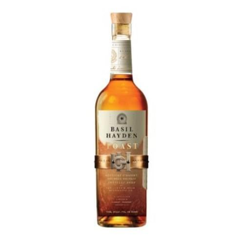 Basil Hayden Toasted Barrel Bourbon (40% abv)