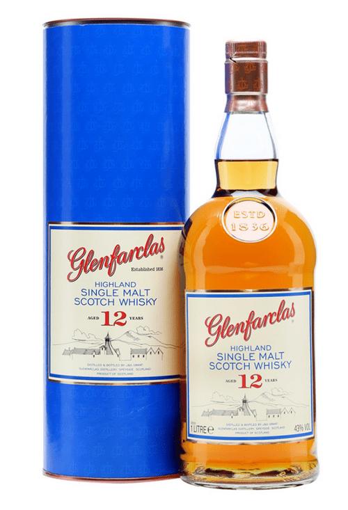 Glenfarclas 12 yr